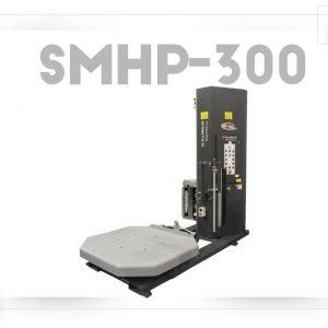 Envolvedora automática de Tornamesa SMHP-300 Wulftec