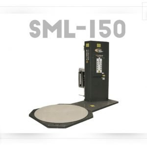 Envolvedora automática de Tornamesa SML-150 Wulftec