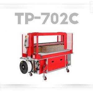 Zunchadoras Transpak TP-702C para induastria cartonera