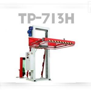 Zunchadora horizontal de palets Transpak TP-713H-CASTRO-II